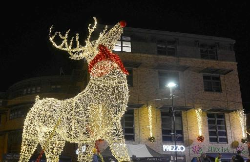 Christmas Lights Switch On & Festive Feast