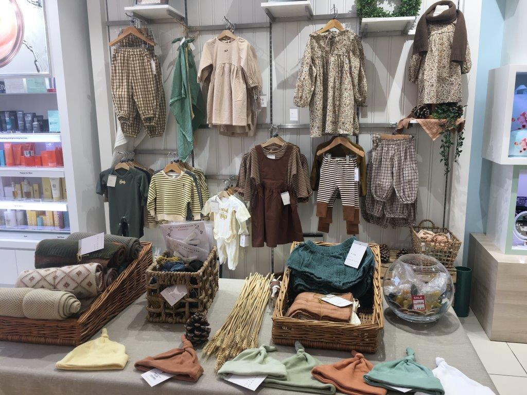 Lilly Dennison Children's Clothing Range New to Browns