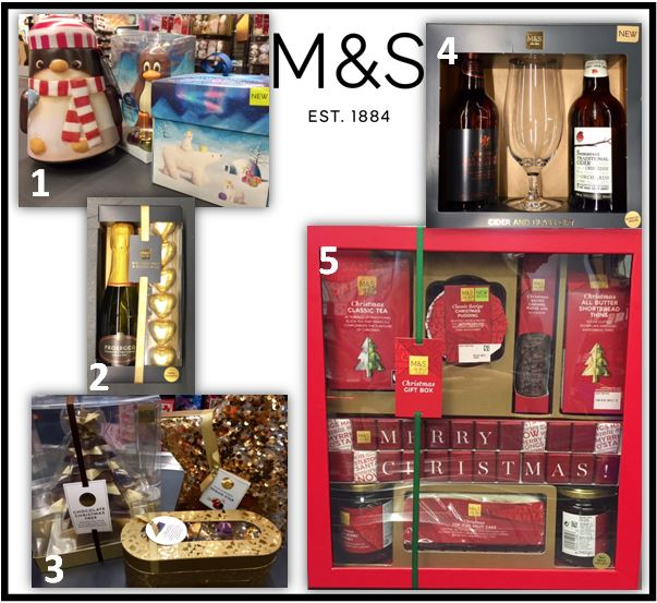 marks and spencer s top christmas gifts retail shopping. Black Bedroom Furniture Sets. Home Design Ideas