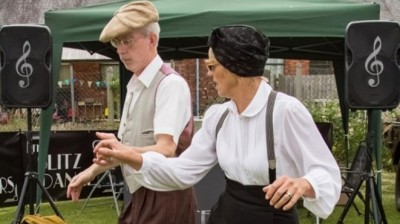 1930's and 1940's swing and social dance
