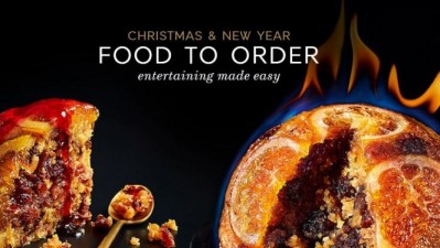 Marks and Spencer Christmas Food Order