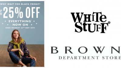 25% off everything at White Stuff!