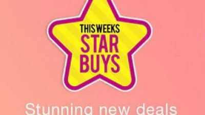 Superdrug weekly star buys