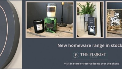 New home ware range now in