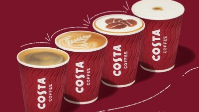 New mini coffee range at Costa