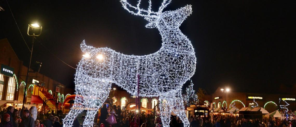Christmas Lights App