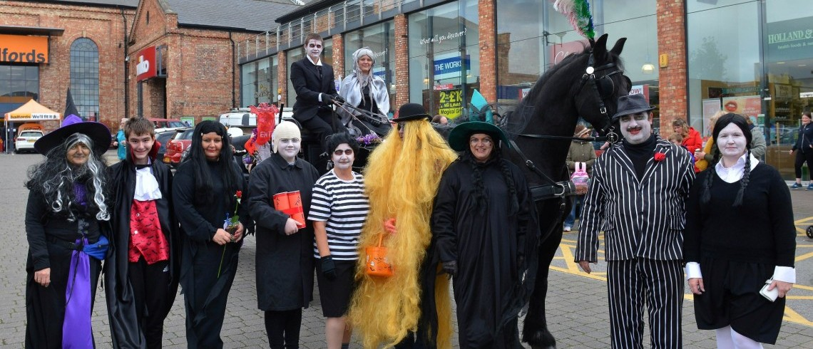 Gainsborough Gets Ready for a Haunting Halloween