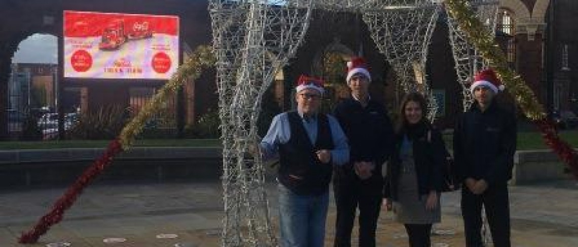 Gainsborough businesses support town's BIG festive weekend