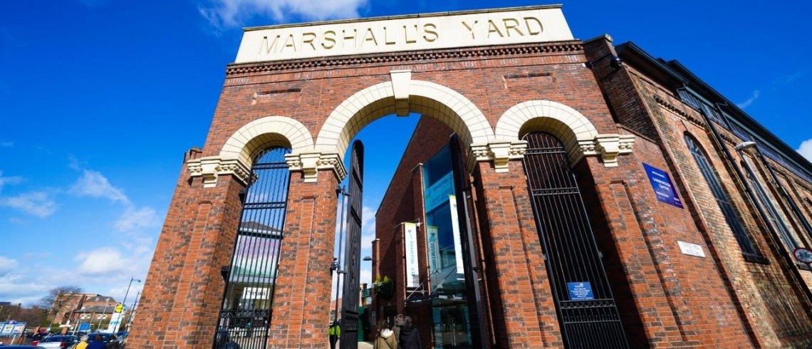 MORE BUSINESSES PREPARE TO REOPEN AT MARSHALLS YARD