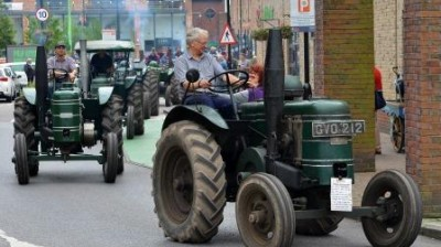 Yard Gear�s up for popular Tractor Rally event for Father�s Day