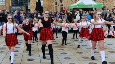 Frightful success for Gainsborough's big Halloween event