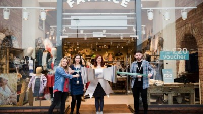 Fatface opens new store in Gainsborough over Easter Weekend