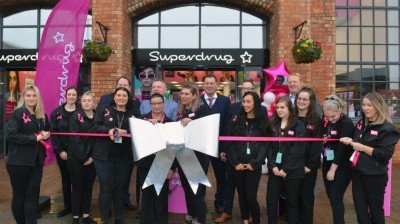 SUPERDRUG OPENS NEW STORE IN LINCOLNSHIRE