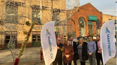 Business support two days of festive fun in Gainsborough