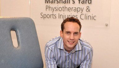 Marshall's Yard Physiotherapy & Sports Injuries Clinic